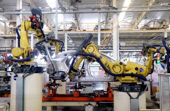 工信部明年首推智能制造 抢占全球产业发展制高点