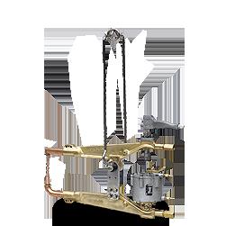 分体式焊枪