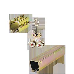 物料悬挂系统