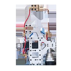 轻量标准化伺服机器人焊枪